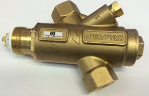 Pressure Independent Control Valves